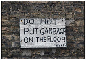 Do_not_put_garbage_on_the_floor